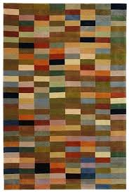 multi color rugs handmade rodeo drive modern abstract multicolored rug multi color bathroom rugs