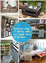 turning pallets into furniture. Turn Pallets Into Furniture Awesome Ways Of Turning Unique Pieces Wooden W