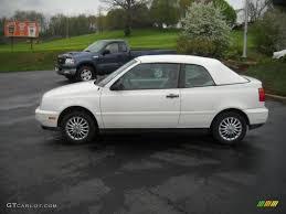 Cool White 1998 Volkswagen Cabrio GL Exterior Photo #48788638 ...