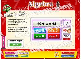 Algebra Interactive Software Download