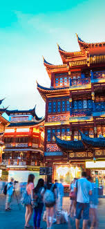 1242x2688 travel landmark temple shanghai tourist attraction wallpaper for iphone xs max