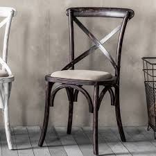 french dining chairs. Café Chair Black (2pk) French Dining Chairs N
