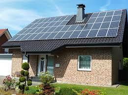 Номера домов на солнечных батареях