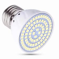 <b>E27 LED Grow</b> Lamp E14 LED Full Spectrum Phyto Lamp GU10 ...