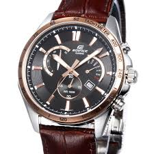 casio edifice efr 510l 5av men s watch brown imported 11street casio edifice efr 510l 5av men´s watch brown imported