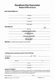 Referral Form Template Word Patient Intake Form Template Luxury Patient Intake Form Template
