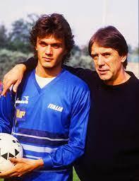 Cesare Maldini e la nostalgia di un calcio mai vissuto