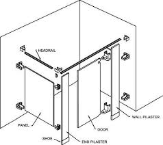 bathroom partitions hardware. Bathroom Stall Parts Partitions Dasmu Hardware T