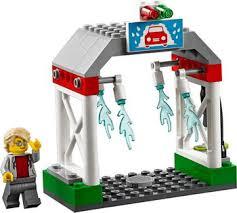 <b>Конструктор Lego City Town</b> 60232 Автостоянка купить в ...
