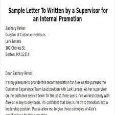 Sample Thank You Letter For Promotion 5 Examples In Word Pdf In