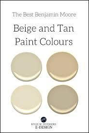 the best beige tan neutral paint colours kylie m interiors e design