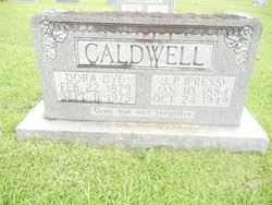 "James Pressley ""Press"" Caldwell (1884-1949) - Find A Grave Memorial"