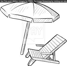 Small Picture Draw Beach ChairBeachPrintable Coloring Pages Free Download
