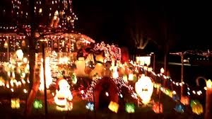 Coralville Holiday Lights These 10 Houses In Iowa Have The Best Christmas Lights Ever
