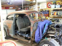 RESTORATION '48 Chevy Fleetmaster (Part 1)| Builds and Project ...