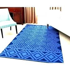 solid blue area rugs royal color sophisticated bright 6x9