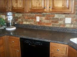 ... Large Size of Kitchen:peel N Stick Backsplash Tile That Looks Like  Brick Kitchen Backsplash ...