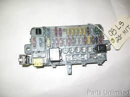 94 97 acura integra oem in dash fuse box with fuses icu integrated 1999 Acura Integra Fuse Box Diagram 1999 Acura Integra Fuse Box Diagram #66 1999 acura integra fuse panel diagram