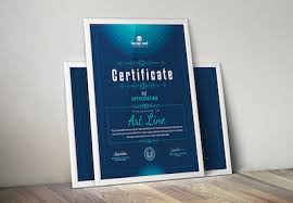 Certificate template free download (free printable certificates) this free printable certificate template focuses on participation but can be customized for any alternative you prefer. 18 Best Free Certificate Templates Printable Editable Downloads