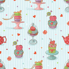 cake pattern wallpaper. Wonderful Pattern Seamless Pattern With Cake Illustrationsjpg  In Cake Pattern Wallpaper S