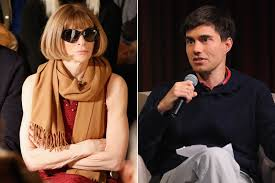Description indeed, the essence of camp is its love of the unnatural: Anna Wintour Disses Allison Williams Husband Page Six