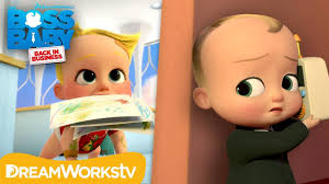 Baby On The Loose The Boss Baby Back In Business
