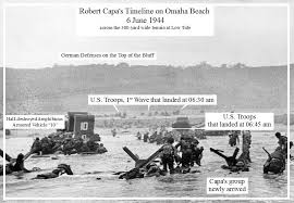 D Day Quotes Mesmerizing Alternate History Robert Capa On DDay 48 Photocritic International