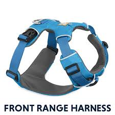 Ruffwear Front Range Everyday No Pull Dog Harness With Front Clip Trail Running Walking Hiking All Day Wear