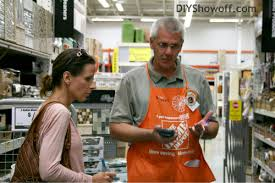 roeshel from diy show off with mike the home depot tile specialist
