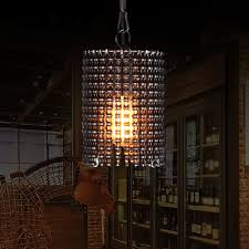 Decorative Chain For Light Fixtures Us 70 18 20 Off Single Head Bicycle Chain Lights Wall Control Chain Chandelier Ceiling Lamp Indoor Decorative Light Restaurant Lamp In Pendant