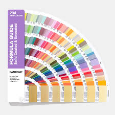 Pantone Coated Color Chart Pdf Formula Guide Supplement Coated Uncoated