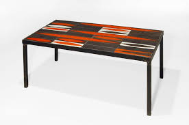 to expand mid century modern coffee table by roger ca south of france vallauris