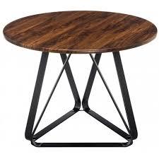 В продаже Обеденный <b>стол Vogo brown</b> / <b>black</b> — купить по цене ...