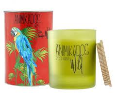 <b>Свеча ароматическая Ambientair Parrot</b> - цитрусовый Wild купить ...