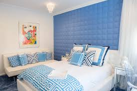 Modern Bedroom Contemporary Bedroom New York by In Two Design