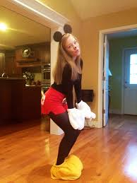 view larger minnie mouse costume women diy