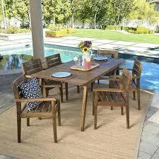 garden oasis harrison 7 piece dining set garden oasis 7 piece dining set best outdoor ideas