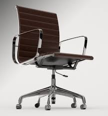 brown leather office chairs. Inspirations Decoration For Eames Brown Leather Office Chair 62 Chairs