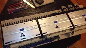 jl audio slash amp rack wiring update video 1 jl audio slash amp rack wiring update video 1