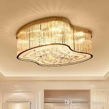 crystal ceiling chandelier luxury royal european wave shape led chandelier lights for hotel villa living room bedroom ceiling chandeliers branch chandelier