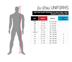 Century Martial Arts Uniform Size Chart Details About Century Spider Monkey Brazilian Jiu Jitsu Gi Uniform