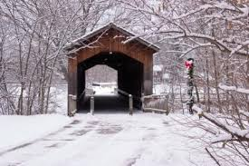 Christmas Snow Scenes Lovetoknow