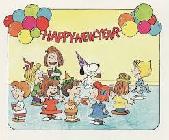 Image result for new year charlie brown