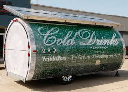 Vending Machine Trailer Cool Solarpowered Soda Vendor Is Chattanooga Made Times Free Press