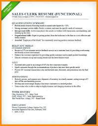 Resume Objective Sales Associate Amazing Sample Resume Sales Associate Sales Associate Clerk Functional