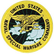 Navy Special Warfare Command Patch