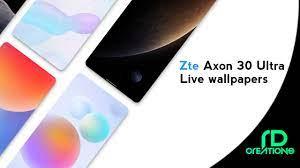 Zte Axon 30 Ultra Live wallpapers port ...