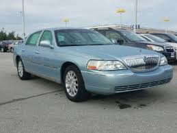 lincoln car 2006. 2006 lincoln town car signature