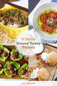 Swedish meatballs with sour cream sauce. 11 Ground Turkey Recipes For Your Clean Eating Plan