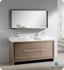 double sink bathroom mirrors. Picture Of Fresca Allier 60\ Double Sink Bathroom Mirrors B